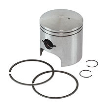 Piston with rings TIGERSHARK 900, Pin 20 mm, piston (d) 76.5 mm