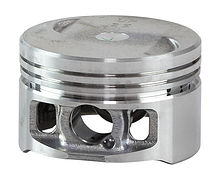 Piston Yamaha F 25-40 (0.25)