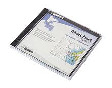 Software for Garmin BlueChart Pacific