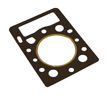 Engine head gasket 2001/2002 Volvo Penta