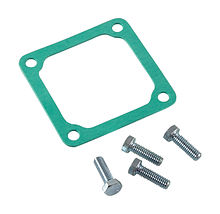 Manifold cover gasket with bolts, OSCO