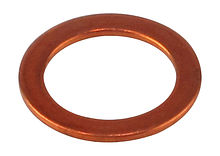 Oil Drain Plug gasket for Suzuki DF6-30, 12x17x1.0