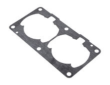 Gasket under the cylinder block
