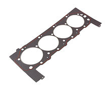 Gasket under the cover cylinder VP