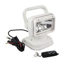 Remote Control Spotlight 12V/55W, White