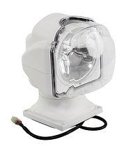 Xenon Rem.Control Spotlight, 4300K (wires)
