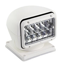LED Rem.Control Spotlight 5700-6000K