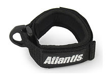 Strap Atlantis for emergency  lanyard, black