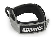 Strap Atlantis for emergency  lanyard, silver