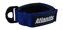 Strap Atlantis for emergency  lanyard, blue