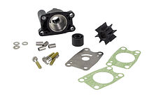 Water Pump Impeller Kit, Honda BF5A