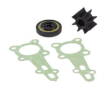 Water Pump Impeller Kit, Honda BF8A