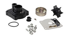 Water pump repair kit with housing Yamaha 25V-30G/F20-25, Omax