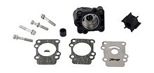 Water pump repair kit with housing Yamaha F8-F9.9/ 9.9D-15D, Omax
