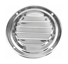Round Louvered Vents 126 mm