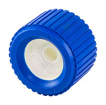 Rubber Wobble Roller D-108.8 mm, W-75.42 mm, d-19.12 mm