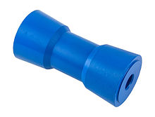 Boating Rubber Keel Roller, L-150 мм, D-70 мм, d-16 мм
