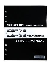 Service Manual Suzuki DF25-30 (Eng.)