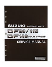 Service Manual Suzuki DF90/115/140 (Eng.)