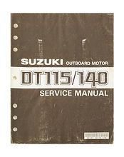 Service Manual Suzuki DT115-140 (Engl.)