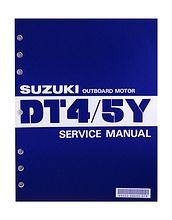 Service Manual Suzuki DT4/5 (Eng.)
