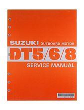 Service Manual Suzuki DT5/6/8 (Eng.)