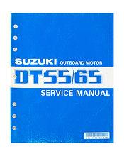 Service Manual Suzuki DT55/65 (Engl.)