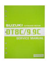 Service Manual Suzuki DT8/9.9 (Eng.)