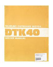 Service Manual Suzuki DTK40 (Eng)