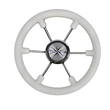 LEADER PLAST Steering Wheel,  d.330 mm