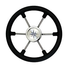 PLAST LEADER Steering Wheel, d.330 mm