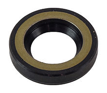 Oil seal Yamaha 17x30x6, analog