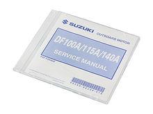 Service Manual Suzuki CD DF100A/DF115A