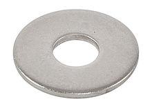 Fender washer DIN9021 A4 increased 5.3