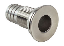 Stainless Steel Scupper, Hose 31mm