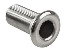 Stainless Steel Scupper, Tread 1''