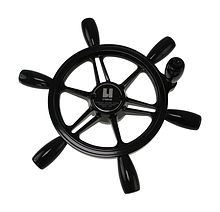 Polar Marine steering wheel black