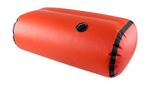 Inflatable Thwart Boat Seat, Red