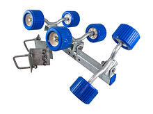 Wobble Roller Assembly, 6-Rollers