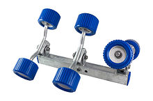 Roller Assembly, 6 Rollers