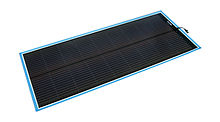 Solar battery, 12 volt, 42 W, flexible, Kit