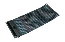 Solar battery, 12 volt, 5 Watt, tourist