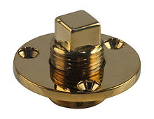 Garboard Drain Plug 18 mm