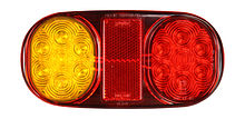 Rear light for trailer, small