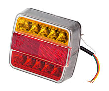 Rear light for trailer