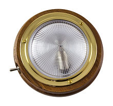 Cabin Light, 12V, 18W, D101 mm