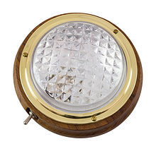 Cabin Light, 12V, 18 W, D127 mm
