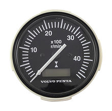 Tachometer with hours counter VP