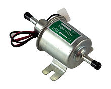 Fuel pump 12V Kohler Onan Yanmar generator