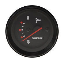 Trim Gauge for Suzuki, Black